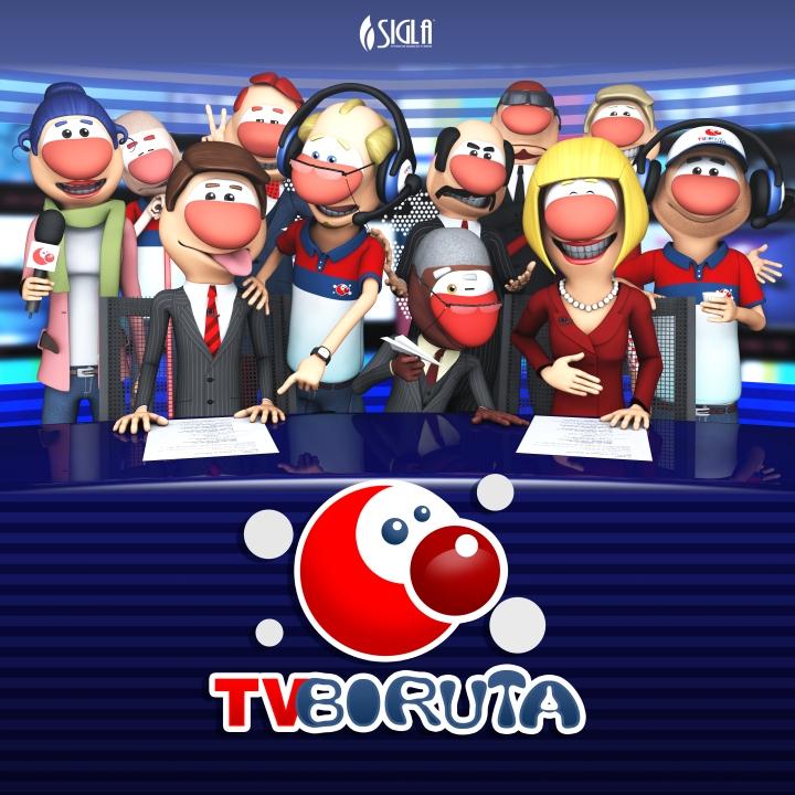 TV Biruta - Imagem 01 PORTUGUES