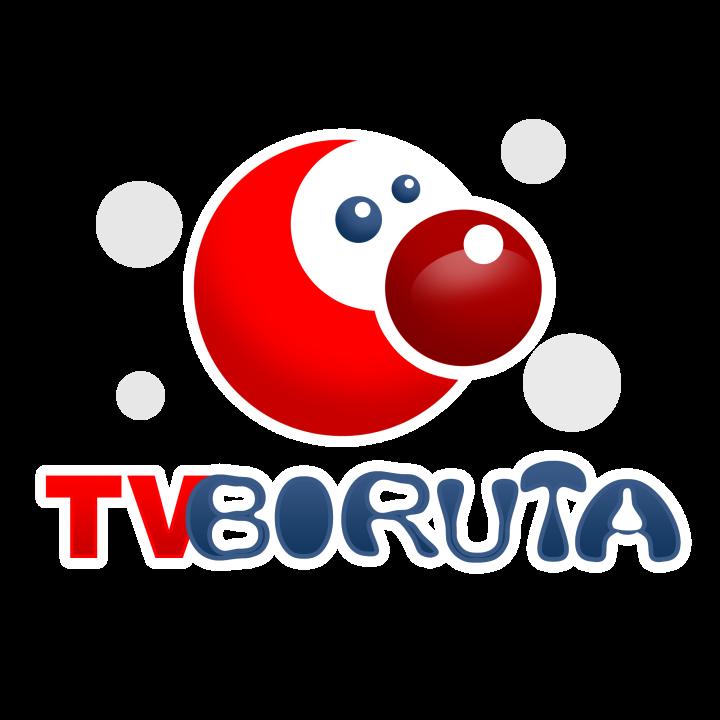 TV Biruta - LOGO PORTUGUES